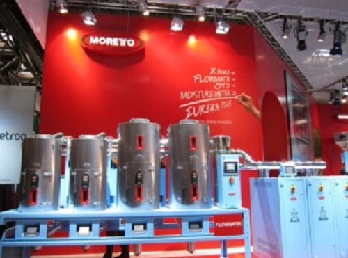 Moretto shows the OW6 self adaptive control and management for conveying systems