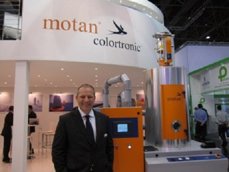 Moton-colortronic to set up new office in Brazil
