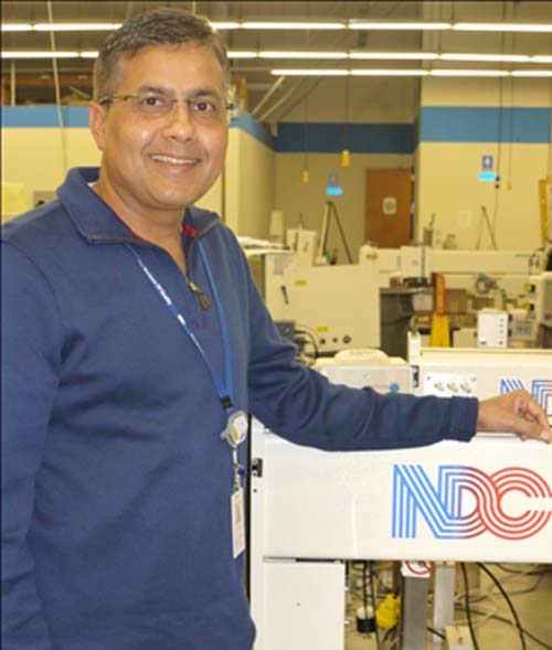 NDC Announces the Appointment of Mahesh Havildar as VP Global Operations