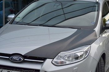 Ford Motor unveils prototype carbon fiber hood