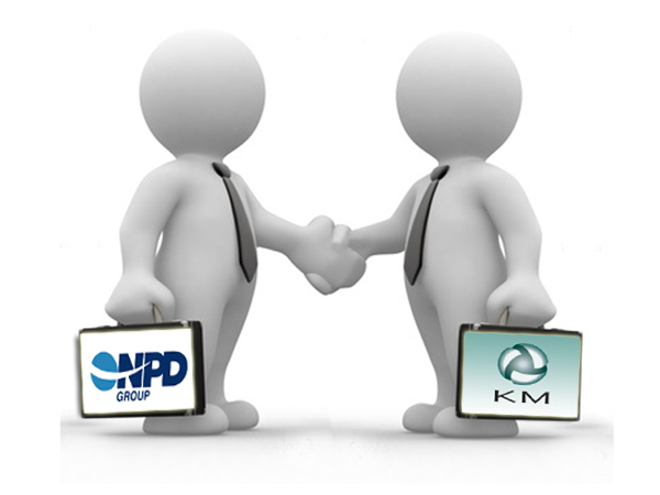 NPD PARTNERSHIPS ARE THE FUTURE SAYS KM PACKAGING SERVICES