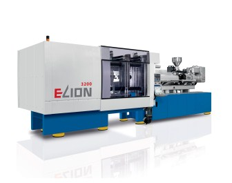 Netstal's ELION 3200 made debut in South America
