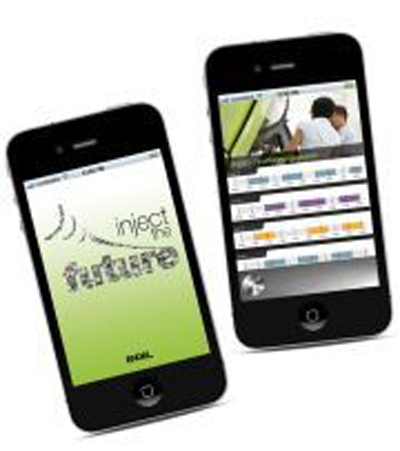 New ENGEL Microsite and app for K 2013