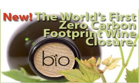 Nomacorc reveals world's first zero carbon footprint closure for wine industry