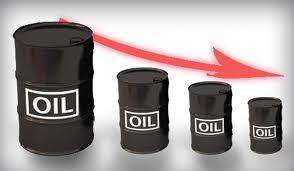 Oil down on rising US supplies, Europe data