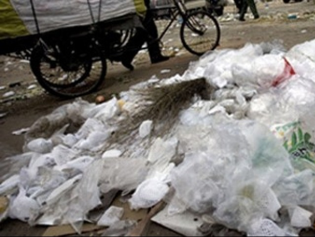 Pakistan bans use of non oxo-biodegradable plastic from April this year