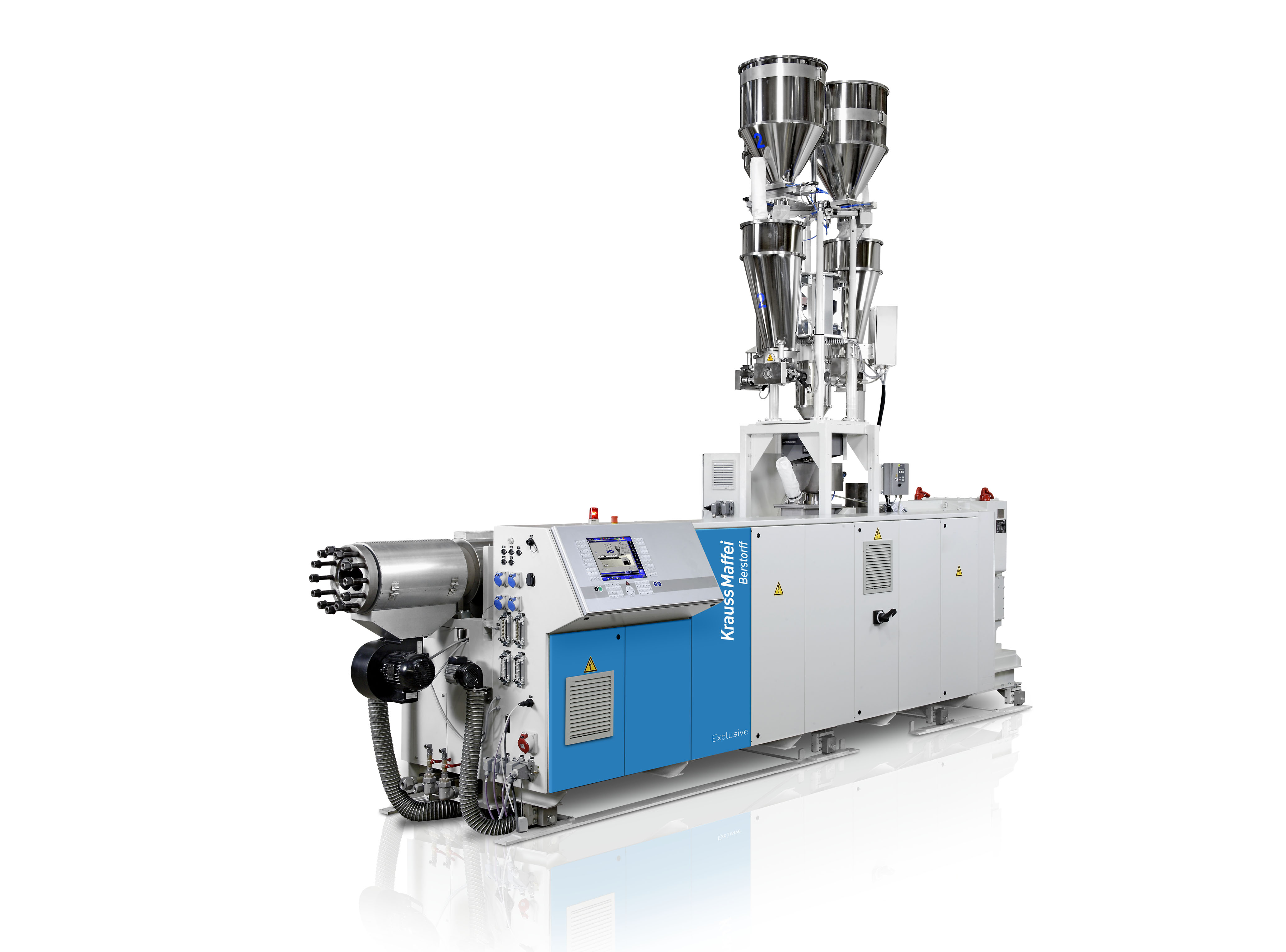 Palram Israel installs KraussMaffei Berstorff's flexible extrusion solution for PVC sheet production