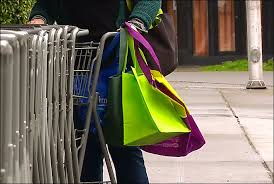 Plastic bag ban blamed for increase in retail theft
