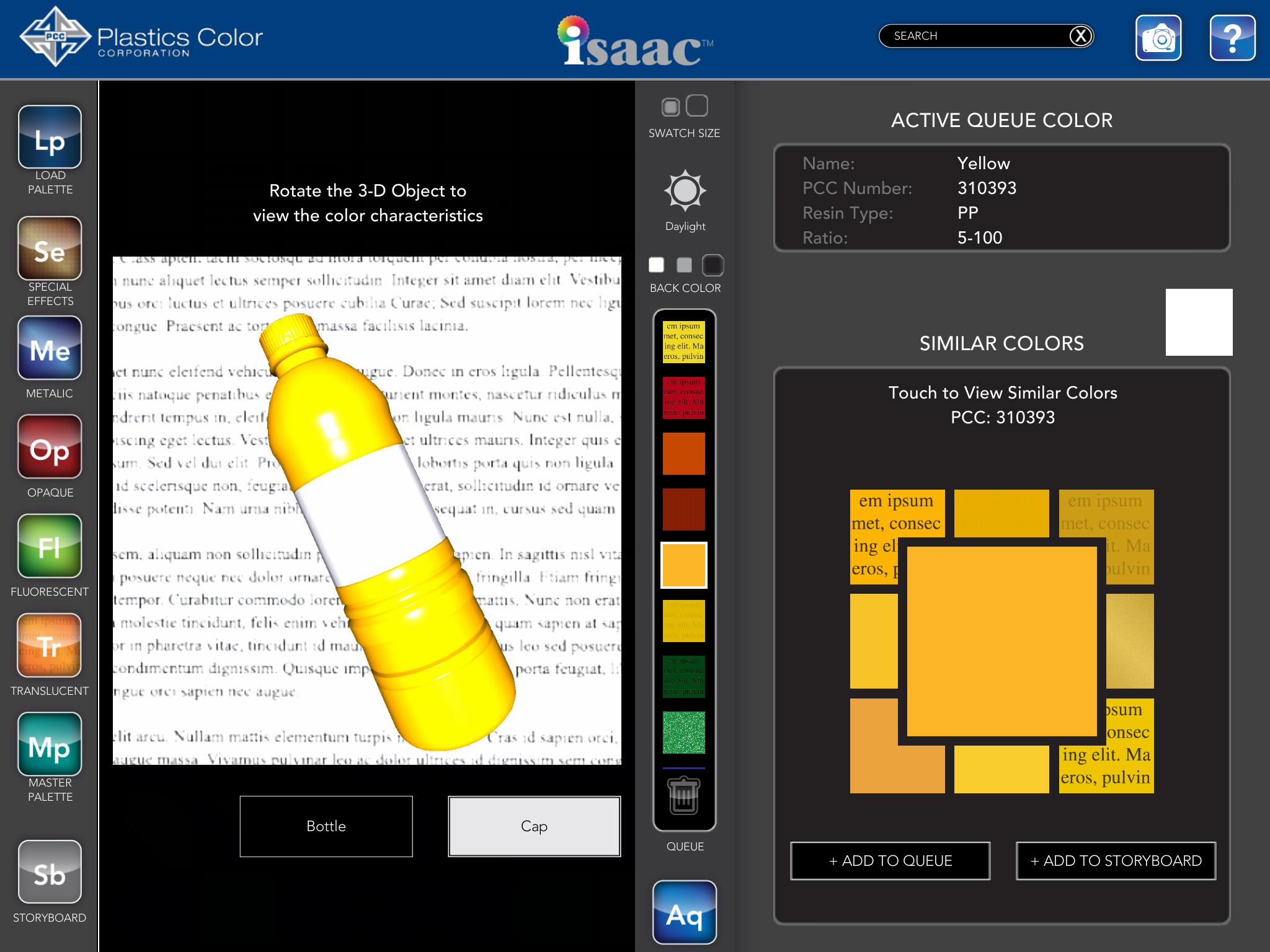 Plastics Color Corp. Announces Phase II of its isaacTM Web Portal