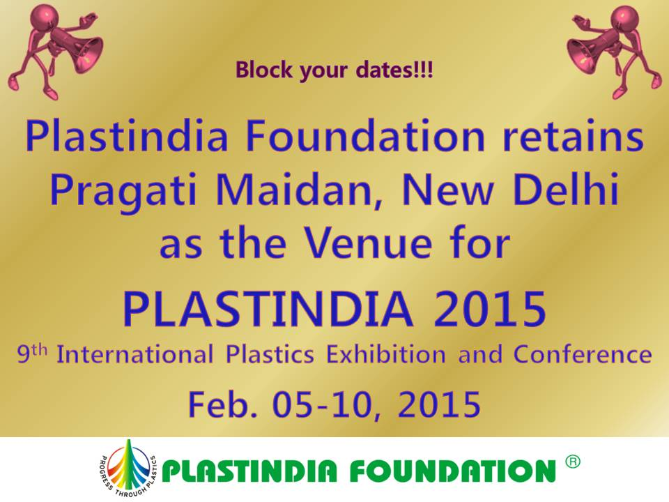 Plastindia 2015 launched amidst optimism to be the biggest-ever trade fair