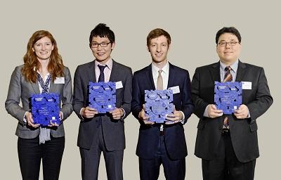 Presentation of the Quadrant Award 2013