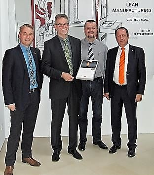 RAMPF Dosiertechnik again named official system partner of KUKA Roboter GmbH