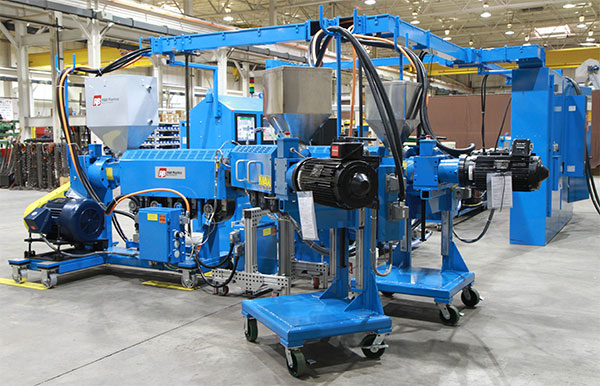 R&B Plastics Machinery Announces Extruder Sale to TG Fluid Systems for Multilayer Fuel Line Production