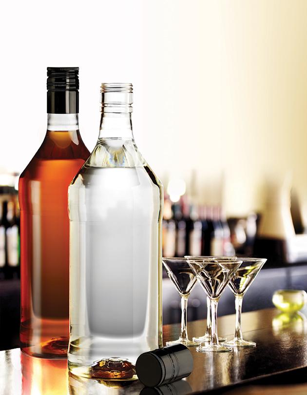 Amcor's Novel ROPP Finish Design Extends Use of Aluminum Screw Cap PET Bottles to Spirits Market