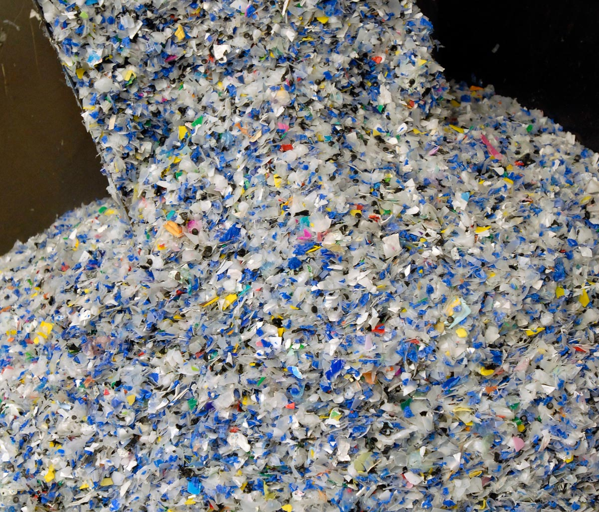 Competition seeks to find Europe's best recycled-plastic products