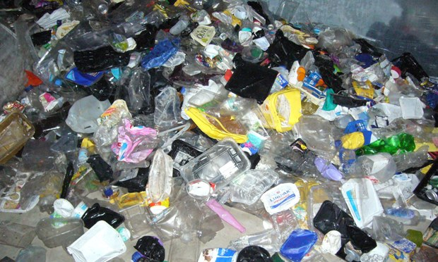 Recycling of post-consumer film packaging increased marginally in 2012