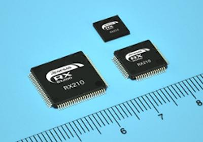 Renesas Launches Low-Power Microcontroller Line