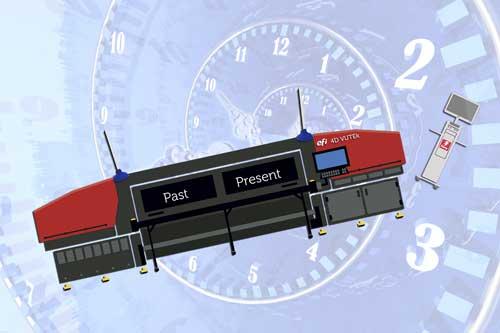Revolutionary 4D printing technology developed by EFI