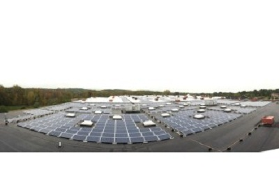 Ross Solar Group to install record setting commercial solar project in NY