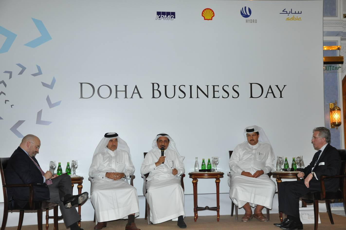 SABIC is making responsible changes to its business vision to meet future sustainability challenges, CEO tells Doha forum