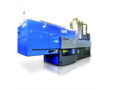 SIPA introduces XTREME PET preform injection compression molding machine
