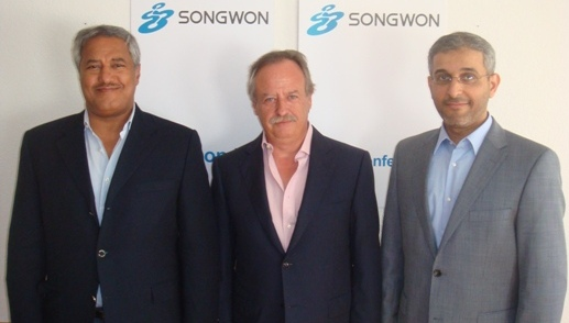Songwon Additive Technologies AG and Polysys Industries announce the location of their Middle East plant