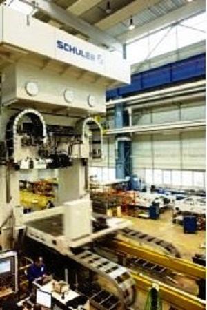 Schuler unveils economic solutions for production of CFRPs