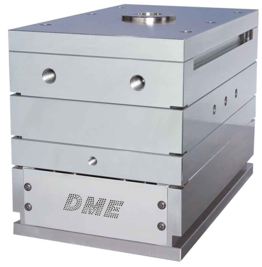 DME Now Offering Stainless Steel Mold Bases with Faster Delivery Times