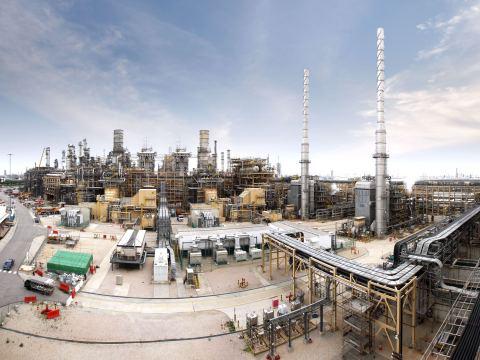 ExxonMobil commissions Singapore petrochemical plant expansion