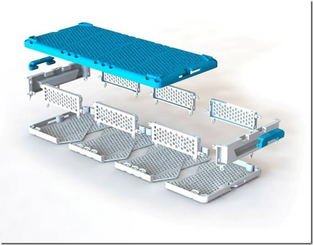 Solvay Develops Innovative Design Concepts for Production of Sterilization Cases and Trays