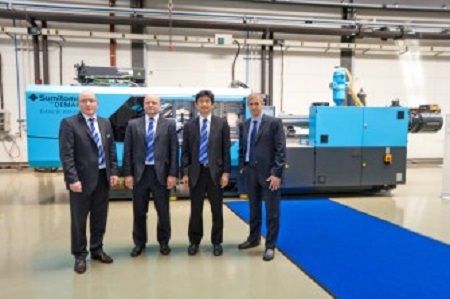Sumitomo (SHI) Demag announces management changes from June 1