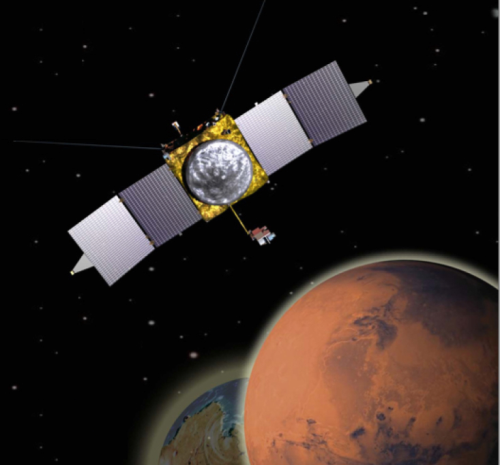 TenCate's composites go to Mars on NASA's MAVEN orbiter