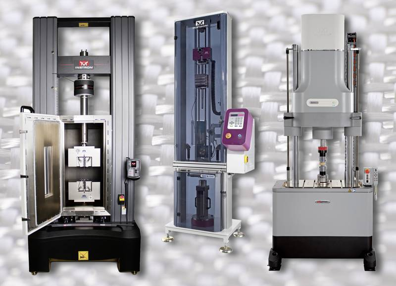 Testing Systems, Grips and Extensometer Designed for Highest Measuring Accuracy