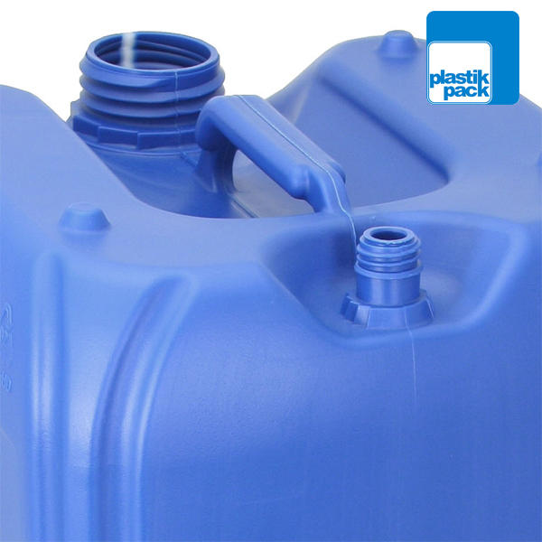 Total's HDPE is Plastikpack's material