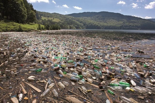 Trial to convert marine plastic litter to fuel yielded positive results