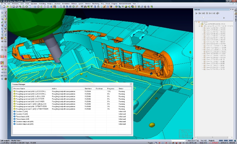 Plastics Industry to see Significant CAD/CAM Developments in VISI 20 at Euromold 2012