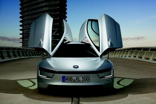 Volkswagen to Build World's Most Fuel-Efficient Car