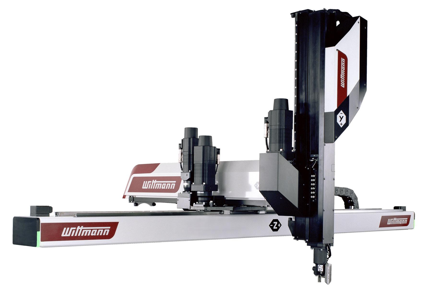 The latest WITTMANN equipment at Plastpol 2014
