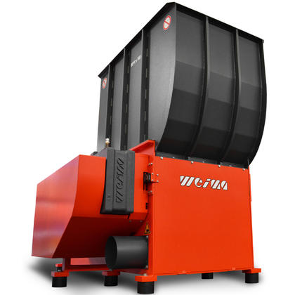 WEIMA introduces new WLK shredder series