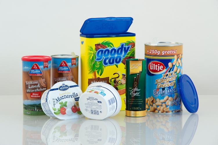 Weidenhammer packages Goldsteig Bambini Mozzarella