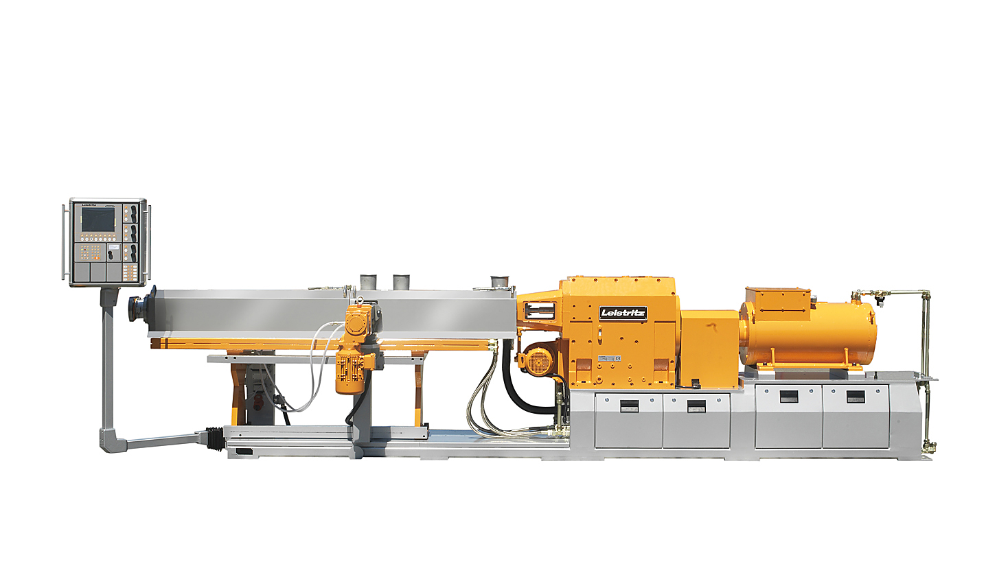 Leistritz – High-Tech Twin Screw Extrusion at Plast