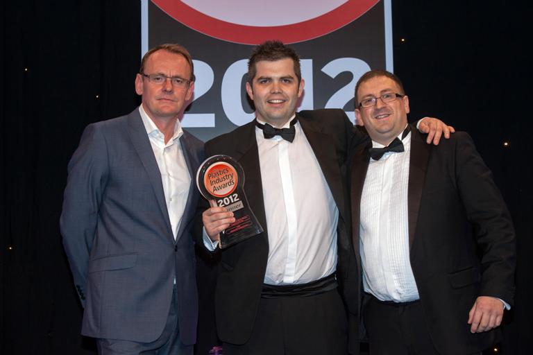 DOUBLE TRIUMPH FOR APPE U.K. AT INDUSTRY AWARDS