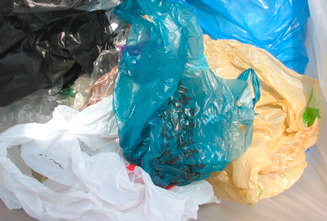 ban or tax oil-based plastic shopping bags