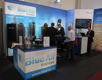 Extended ranges of Blue Air Systems' dryers shown at Fakuma