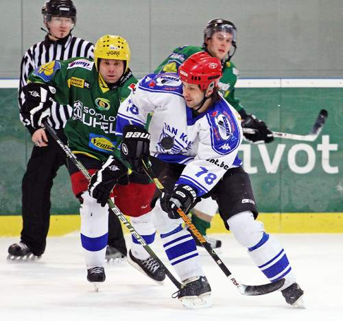 Plastics on Ice: How Plastics Advanced Ice Hockey