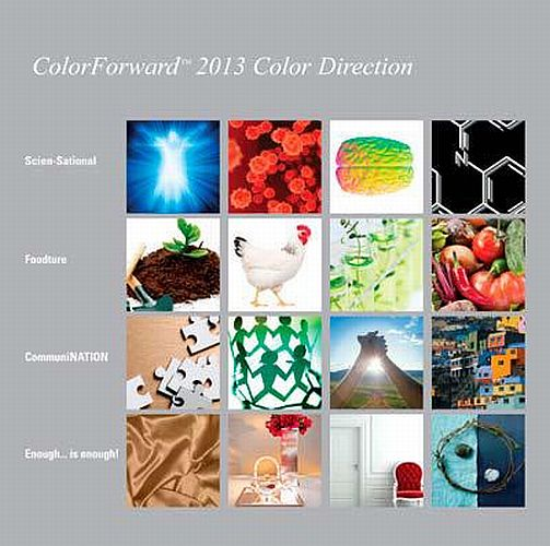 Clariant launches ColorForward 2013 to give insight on new color palettes