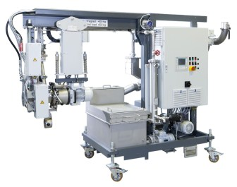 Broad range of applications for Automatik's Sphero 50 underwater pelletizing system