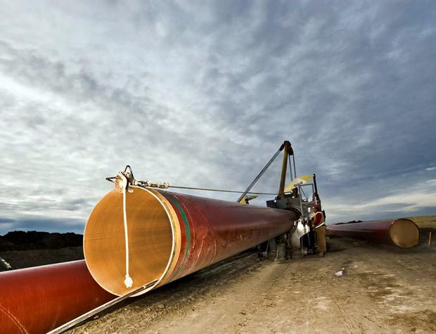 Seaway Crude Oil Pipeline Begins First Flow
