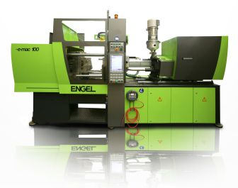 Engel launches new e-mac all electric injection molding machines