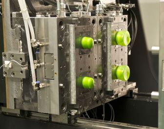 New inject2blow method from Engel combines injection and blow molding on one machine